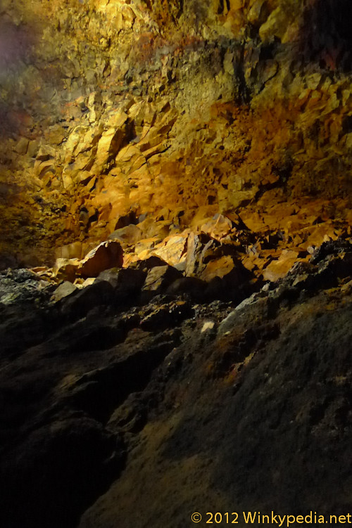Inside the centre of the Earth- magma centre of a volcano