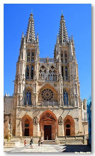 Catedral de Burgos by VRfoto