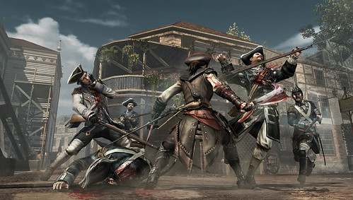 Ubisoft Releases Assassin's Creed 3: Liberation Extended Trailer