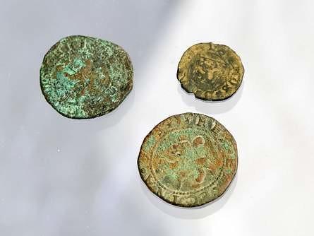 DeSoto coins