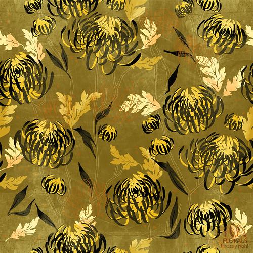 Chrysanthemum_lindsaynohl_pattern_sm