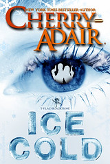 October 15th 2012 by Adair Digital            Ice Cold (T-FLAC #17) by Cherry Adair