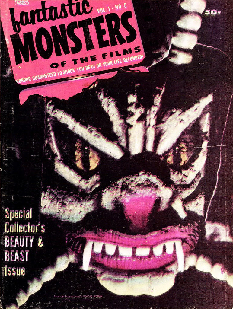 Fantastic Monsters Of The Films - 5
