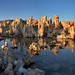 Mono Lake Pano Sunrise