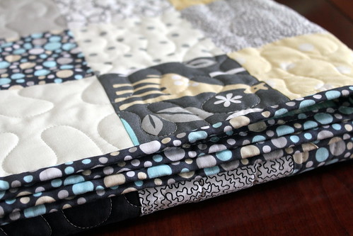 Youth Quilt Binding