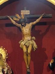 Cristo de la Sagrada Lanzada