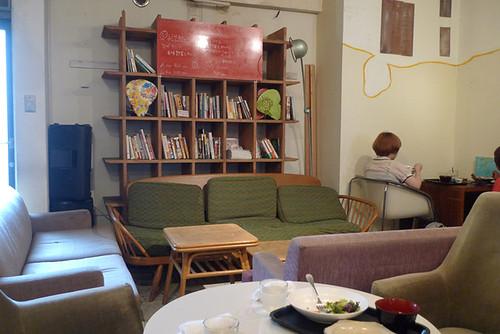 Bio Ojiyan cafe