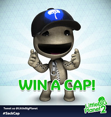 LittleBigPlanet Cap Announcement