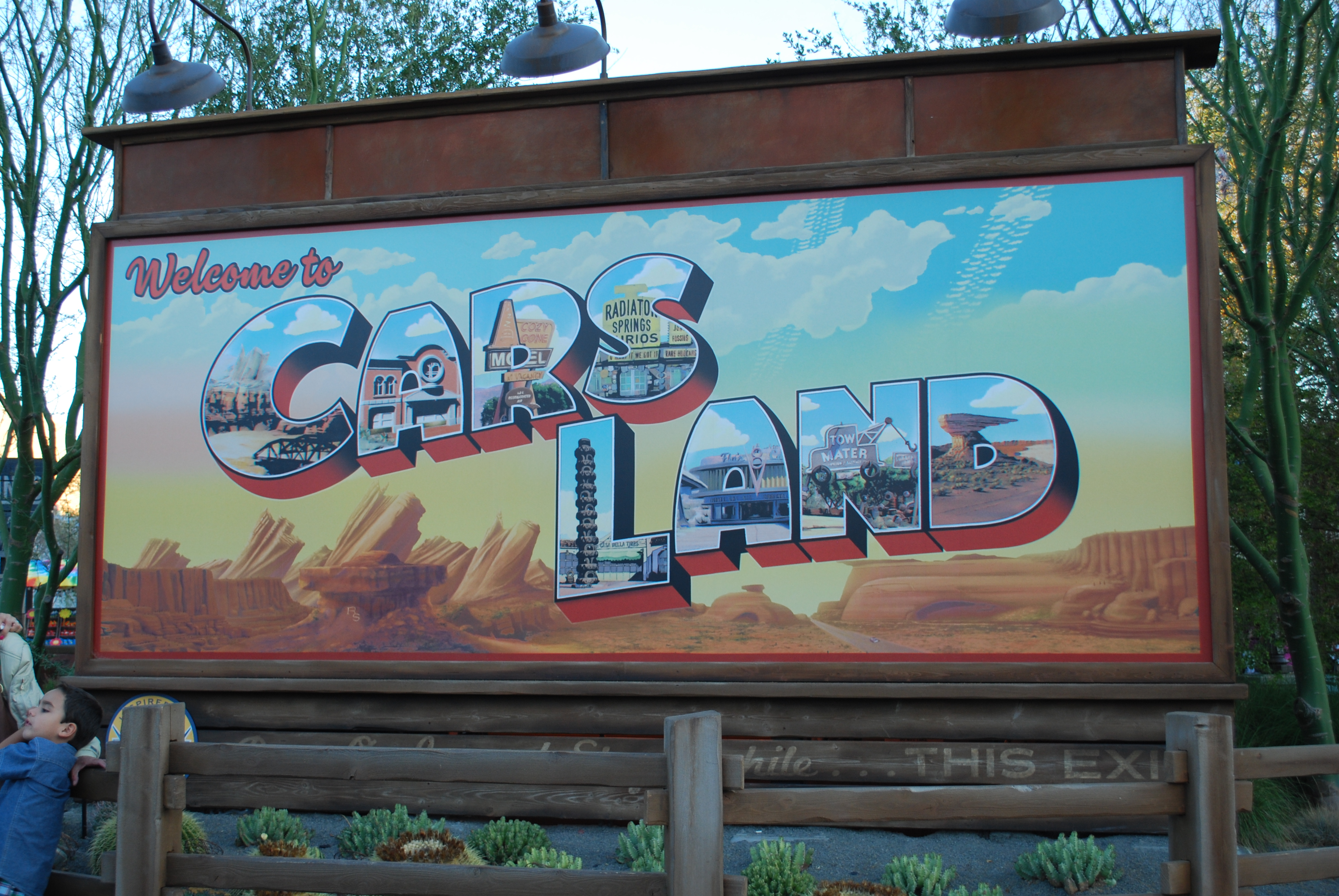 carsland - disneyland