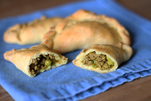 Curry Pasty