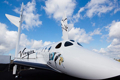 Virgin Galactic- Farnborough Air Show