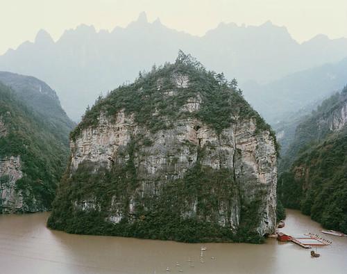 Nadav Kander, Xiling Gorge III, Hubei Province