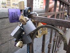 Amor en Ponte Vecchio