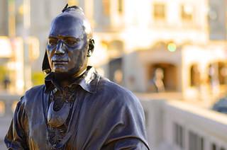Statue von Joseph Brant