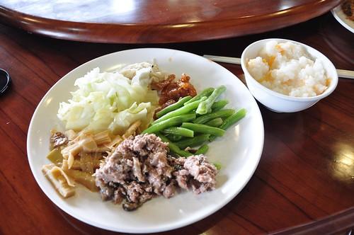 翠峰山莊-早餐