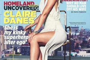 Claire Danes GQ British Cover