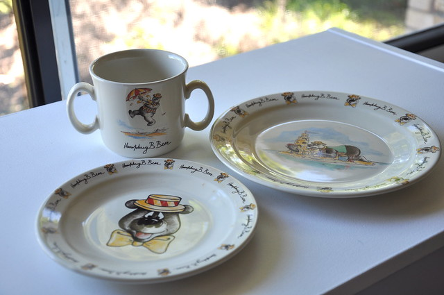 Humphrey DInner Set