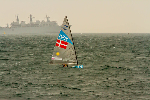 Dinghy Sailing