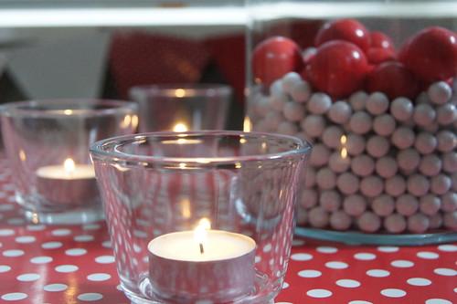 DSimple Christmas Table Ideas