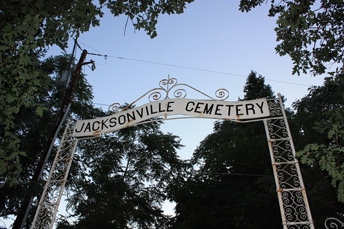 The Jacksonville Cemetery Oregon The Everywhereist