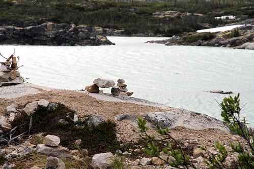 Near Fraser BC - Inukchuk (sp)