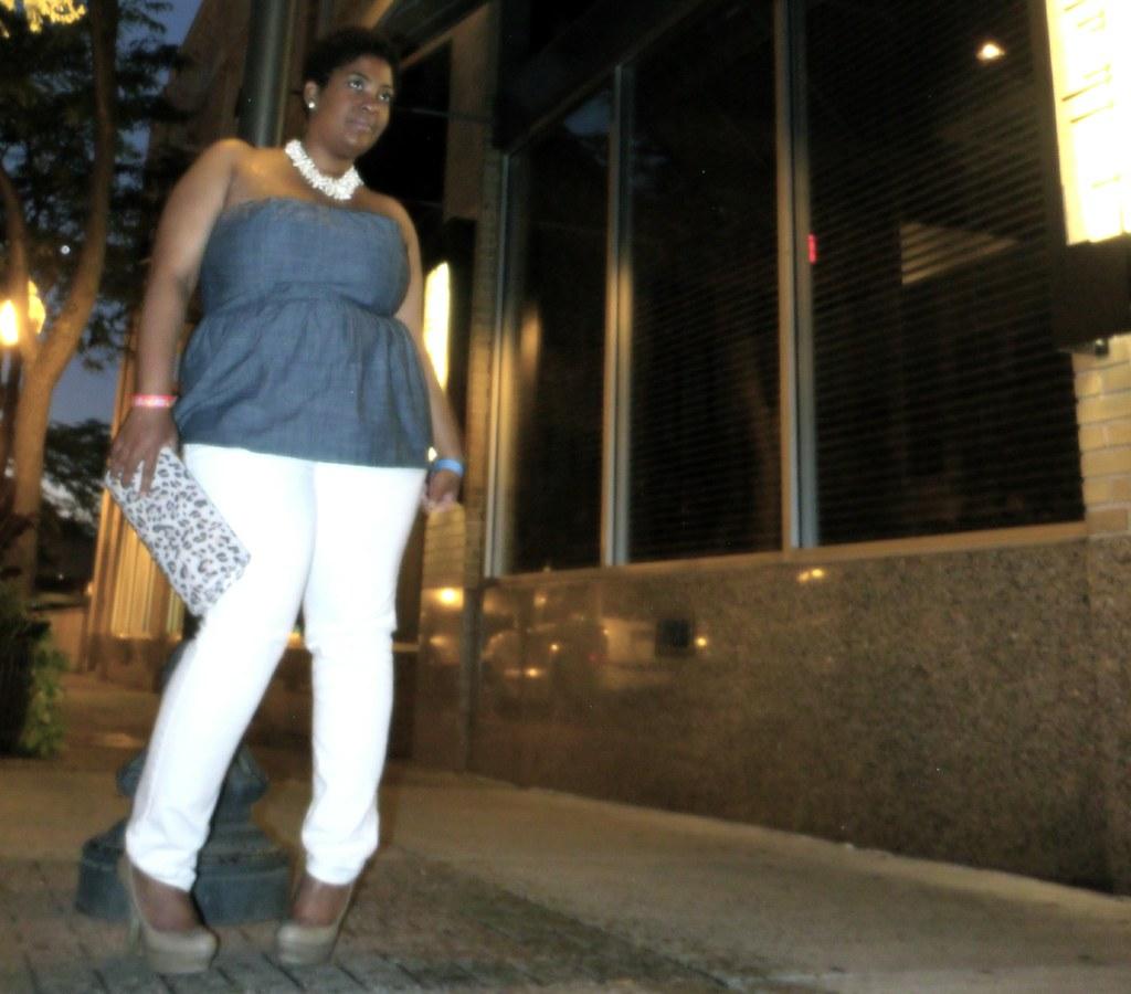 Plus Size White Jeans-Torrid