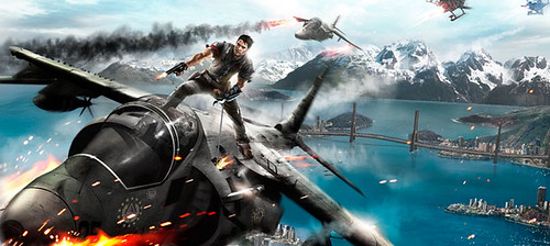 Just Cause 2 Multiplayer Mod Supports 600 Players