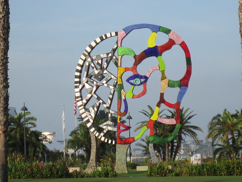Sculpture-San Deigo Convention Center
