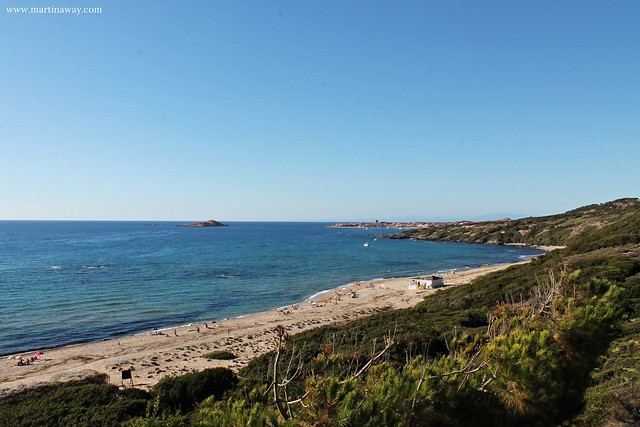 Spiaggia Li Feruli, Costa Paradiso
