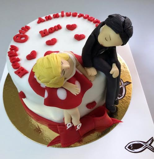 Lovers' Cake by Mappy Pappy