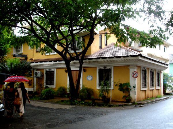 Central Budget Hotel Panjim