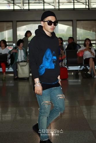 BIGBANG Gimpo to Jeju 2015-05-19 2015-05-19 09