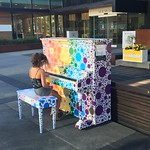 Piano in the Plaza