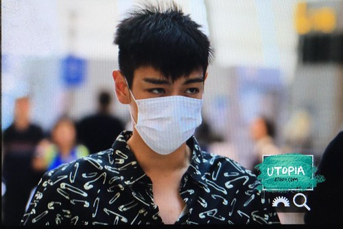 Big Bang - Incheon Airport - 19jun2015 - Utopia - 05
