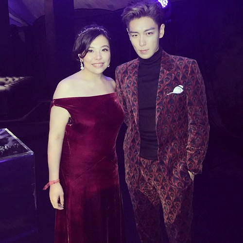 rachqqn Instagram with TOP 2015-03-14