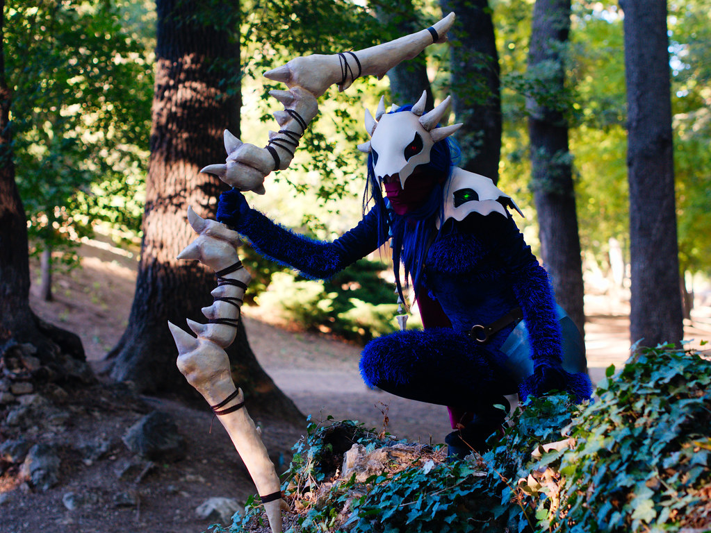 related image - Shooting Kindred - League of Legends - Bords de la Luynes - Gardanne - 2016-08-21- P1540048