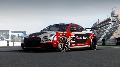 Audi Sport TT