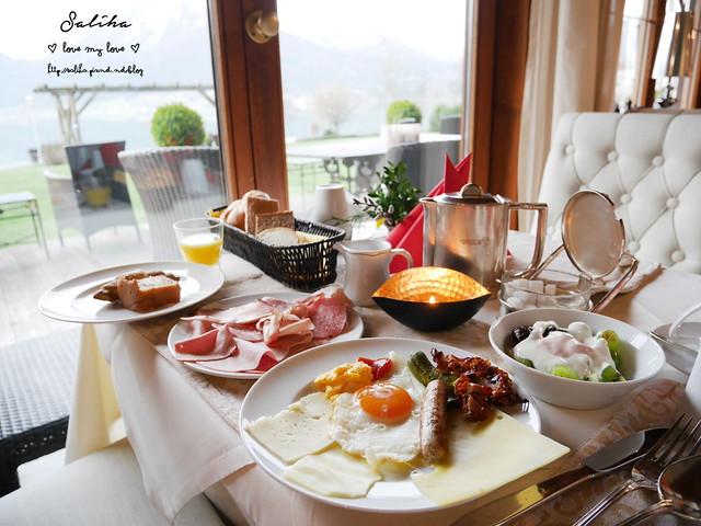 奧地利住宿Hotel Seevilla Wolfgangsee (36)
