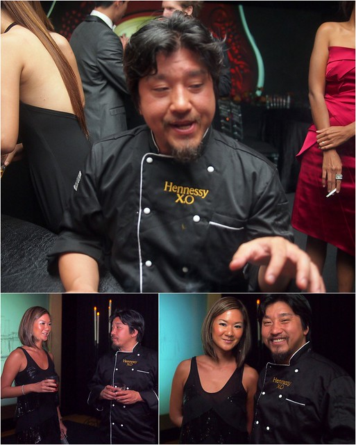 Hennessy XO Appreciation Grows, Ciki and Chef Edward Lee