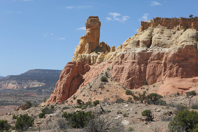 Chimney Rock, Ghost Ranch