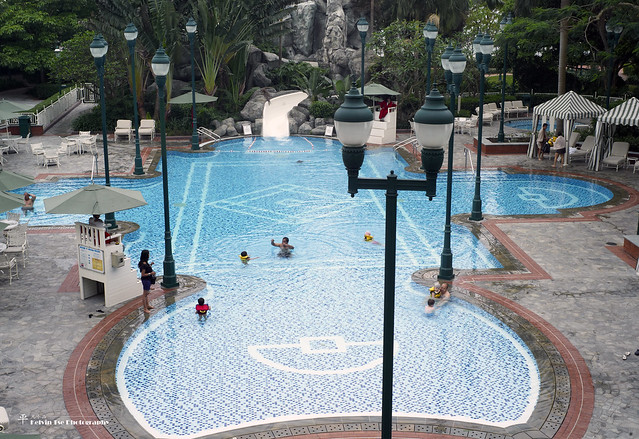 Hong Kong Disneyland Hotel Swimming Pool Flickr Photo Sharing