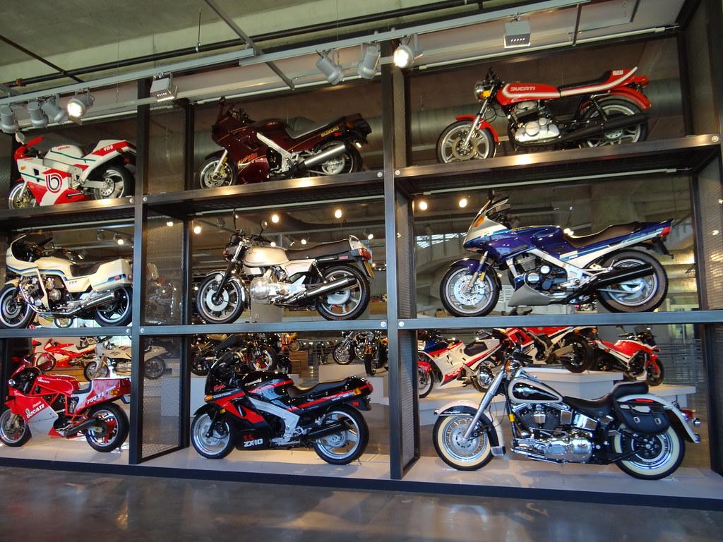 Barber Vintage Motorsports Museum - a photo on Flickriver
