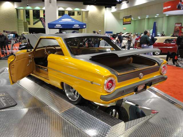 1963 Ford Falcon Sprint also Mini Tubbed Fox Body Mustangs furthermore Spy Robot Remote Operated Circuit likewise 1963 Ford Falcon Pro Touring moreover 1963 Ford Falcon Sprint. on 1963 ford falcon sprint race car