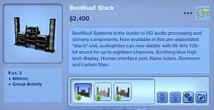 BeoWuuf Stack