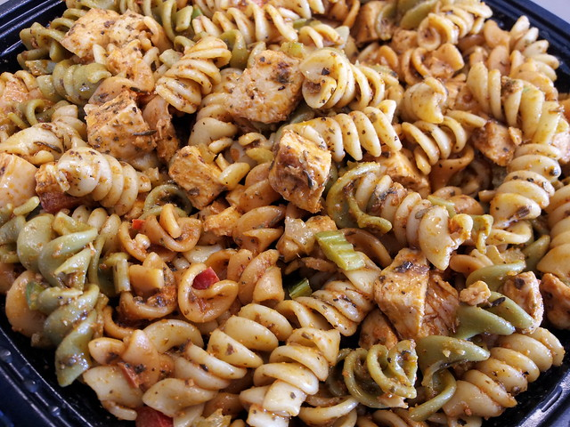Cajun chicken pasta salad recipes