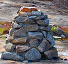 Arabia Mountain Cairn 1 20120215