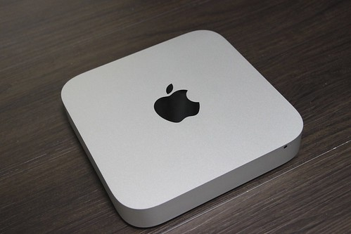 Mac mini 2.5GHz Core i5/4GB/500GB