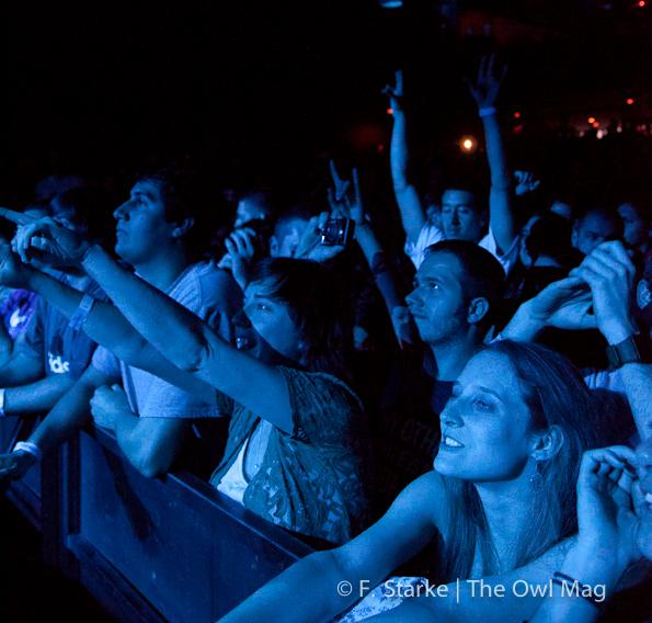 Silversun Pickups @ The Observatory, Santa Ana 5/4/12