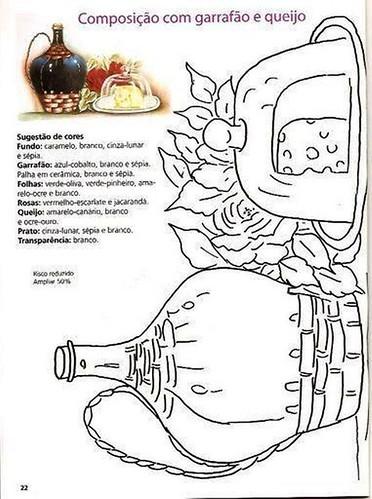 Garrafão e Queijo by Fazendo Arte by Ana Tulio