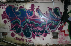 Graffiti Salford 2012